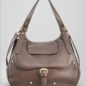 Longchamp Balzane Leather Bag